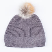 Hiutale wool hat, grey