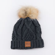 Stella wool hat - grey