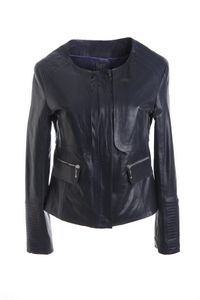 Hippu leather jacket