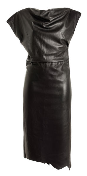 Nuttu reindeer leather dress