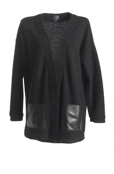 Ursa Cardigan - black