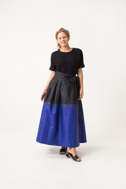 Tilhi Skirt - Blue