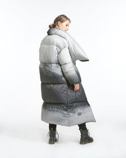 Iceberg Down Coat - Lumiere