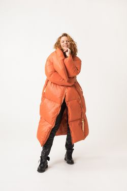 Iceberg Down Coat - Copper