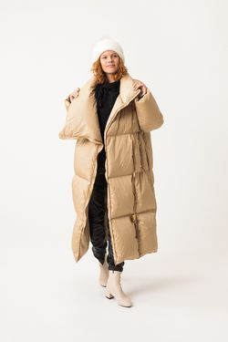 Iceberg Down Coat - Gold