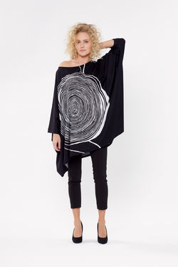 Tabula Rasa Tunic Top - Circle of Life