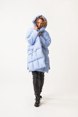 Untamo Down Coat - Light Blue