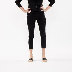 Hay Stretch Pants - Black